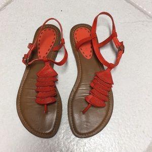 Gianni bini size 7.5 sandals